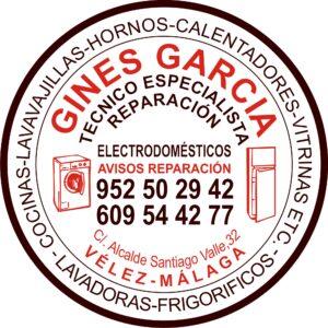 Servicio Técnico Electrodomésticos Ginés García